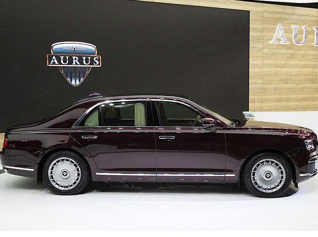 Aurus Senat: Vladimir Putin's New Presidential Limousine 14