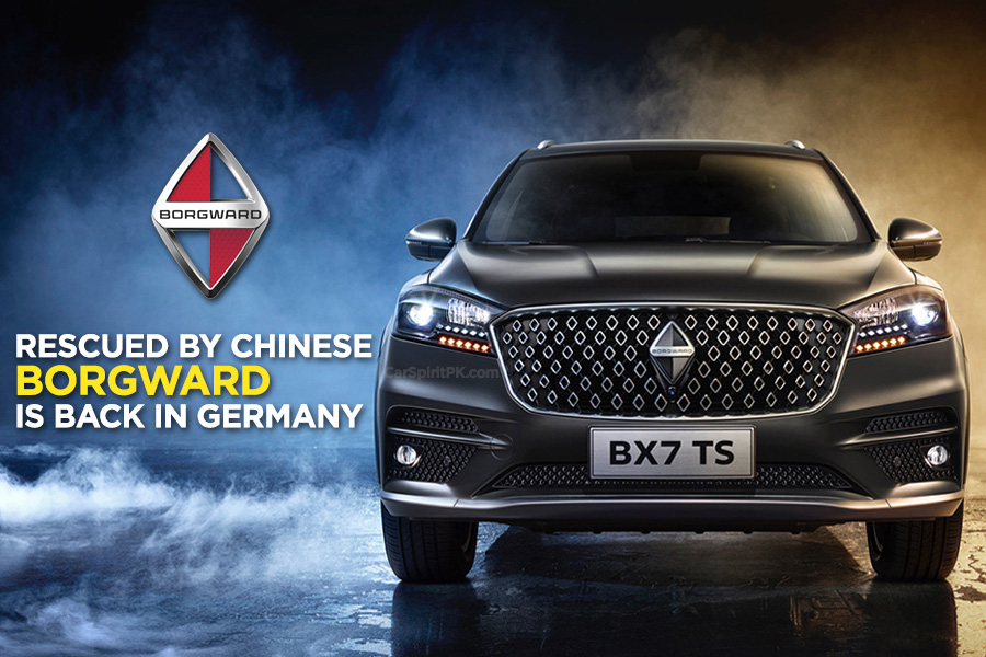 Borgward is Back in Germany 4
