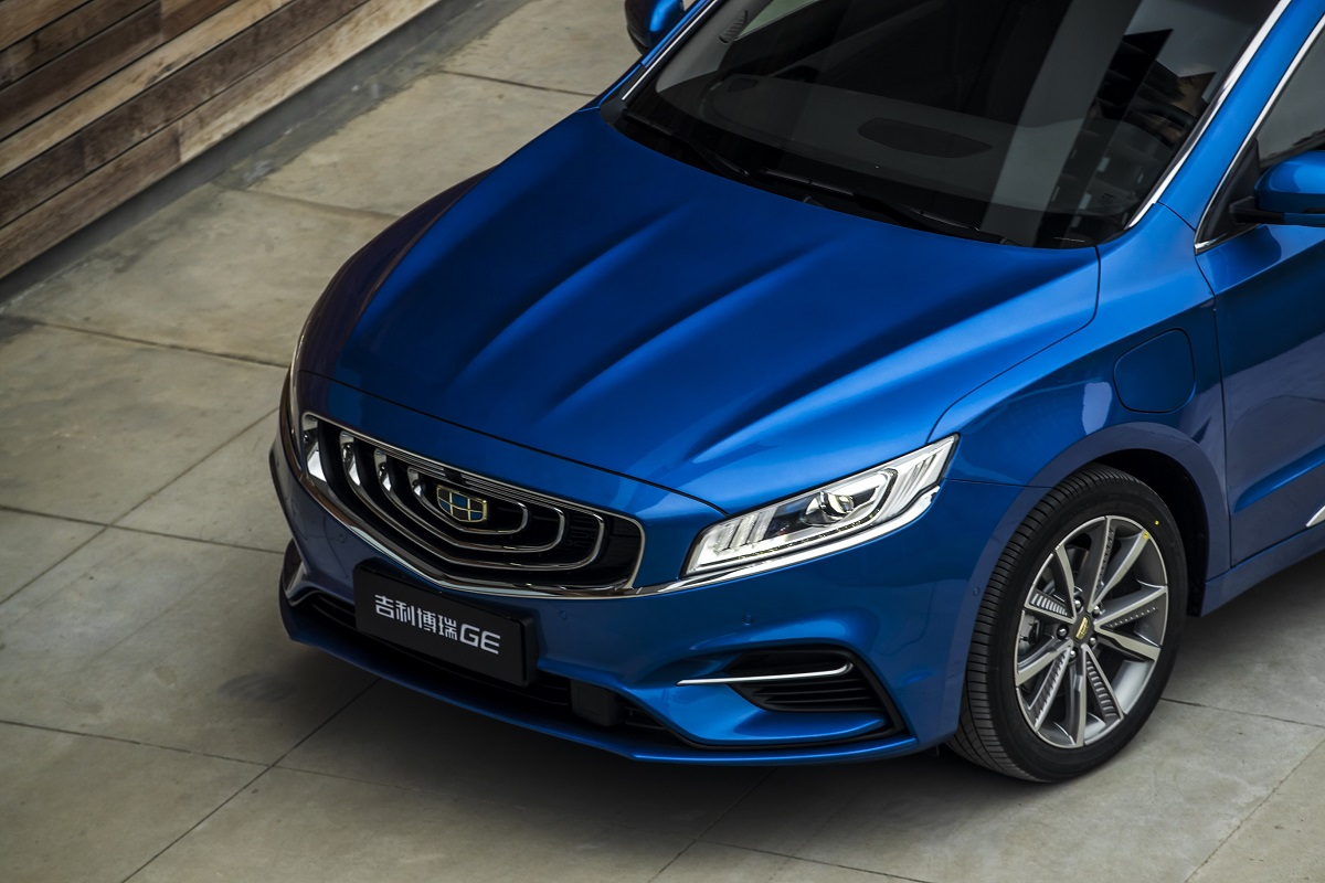 Geely BoRui May Possibly Become the Next Proton Sedan 1