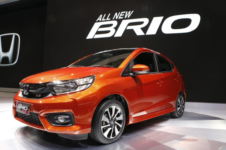 New Honda Brio Debuts at GIIAS 2018 1
