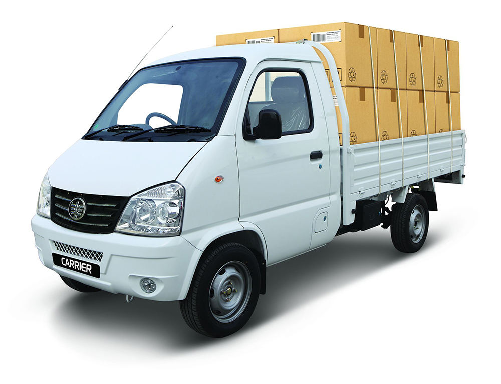 FAW Carrier vs Suzuki Mega Carry 18