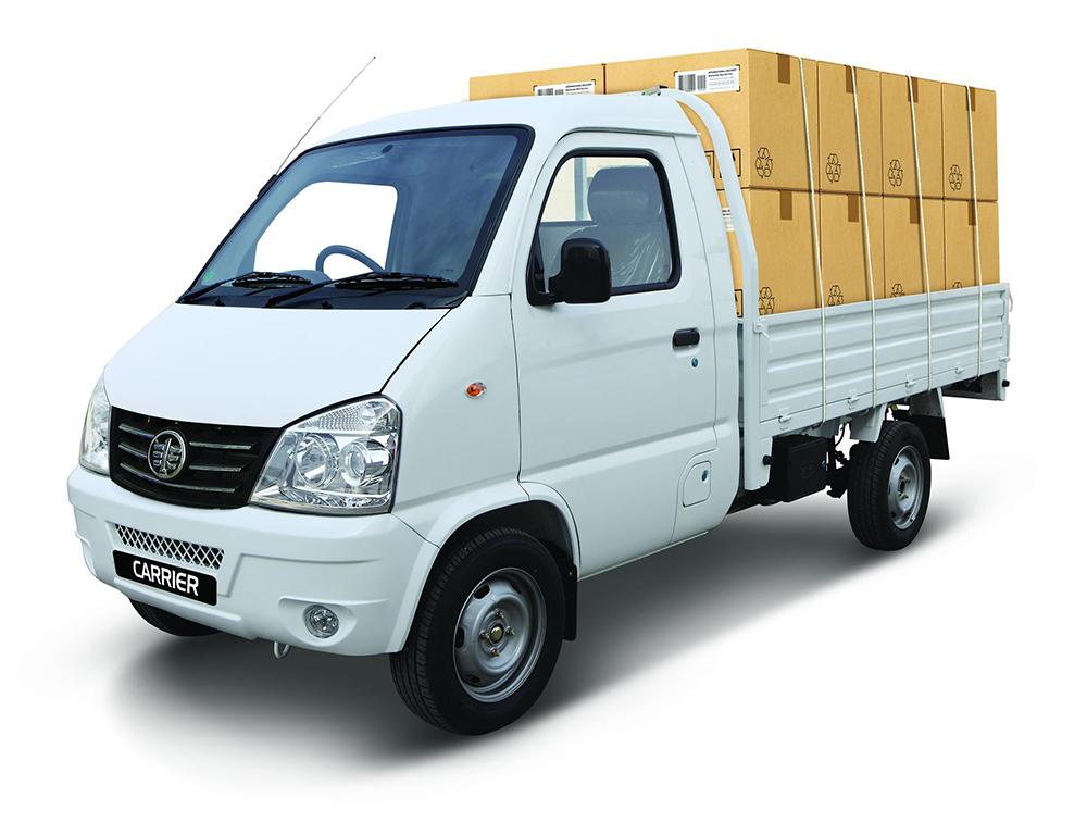 FAW Carrier vs Suzuki Mega Carry 18
