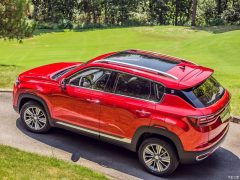 Changan Releases Official Photos of CS35 Plus Crossover Ahead of Debut 36