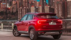 Changan Releases Official Photos of CS35 Plus Crossover Ahead of Debut 31
