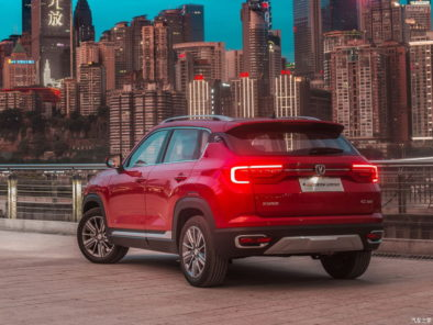 Changan Releases Official Photos of CS35 Plus Crossover Ahead of Debut 19