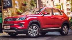 Changan Releases Official Photos of CS35 Plus Crossover Ahead of Debut 28