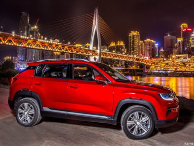 Changan Releases Official Photos of CS35 Plus Crossover Ahead of Debut 27