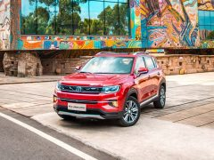Changan Releases Official Photos of CS35 Plus Crossover Ahead of Debut 18