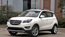 Changan Releases Official Photos of CS35 Plus Crossover Ahead of Debut 7