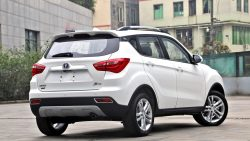 Changan Releases Official Photos of CS35 Plus Crossover Ahead of Debut 8