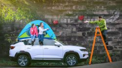 Changan Releases Official Photos of CS35 Plus Crossover Ahead of Debut 54