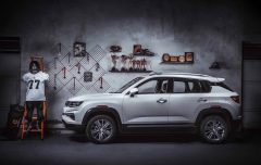 Changan Releases Official Photos of CS35 Plus Crossover Ahead of Debut 46