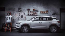 Changan Releases Official Photos of CS35 Plus Crossover Ahead of Debut 53