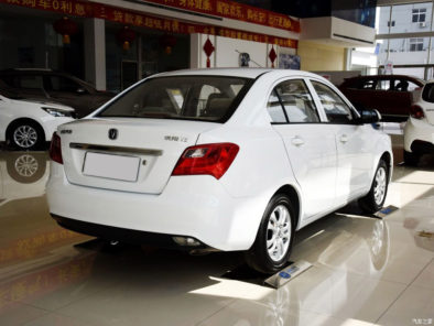 Changan V3- The Low Cost Subcompact Sedan 11