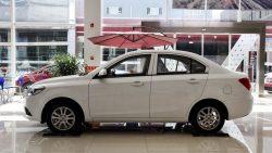 Changan V3- The Low Cost Subcompact Sedan 16