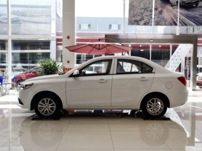 Changan V3- The Low Cost Subcompact Sedan 9