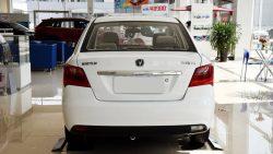 Changan V3- The Low Cost Subcompact Sedan 17