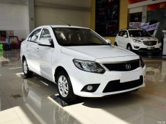 Changan V3- The Low Cost Subcompact Sedan 8