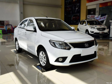 Changan V3- The Low Cost Subcompact Sedan 7