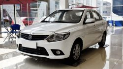 Changan V3- The Low Cost Subcompact Sedan 12