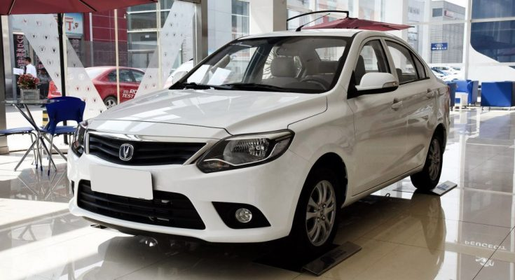 Changan V3- The Low Cost Subcompact Sedan 1