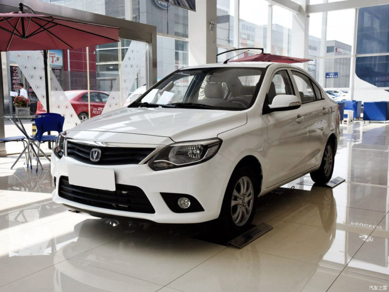 Changan V3- The Low Cost Subcompact Sedan 5
