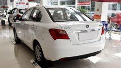 Changan V3- The Low Cost Subcompact Sedan 15