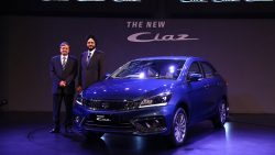 2018 Suzuki Ciaz Facelift Launched in India at INR 8.19 lac 18