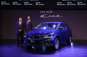 2018 Suzuki Ciaz Facelift Launched in India at INR 8.19 lac 9