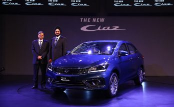 2018 Suzuki Ciaz Facelift Launched in India at INR 8.19 lac 4