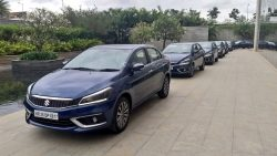 2018 Suzuki Ciaz Facelift Launched in India at INR 8.19 lac 22