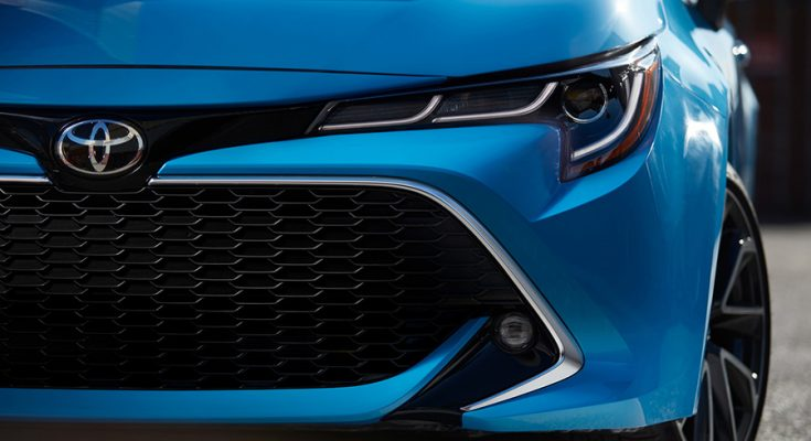 Toyota has Filed a Patent for Next Gen Corolla Cross 2