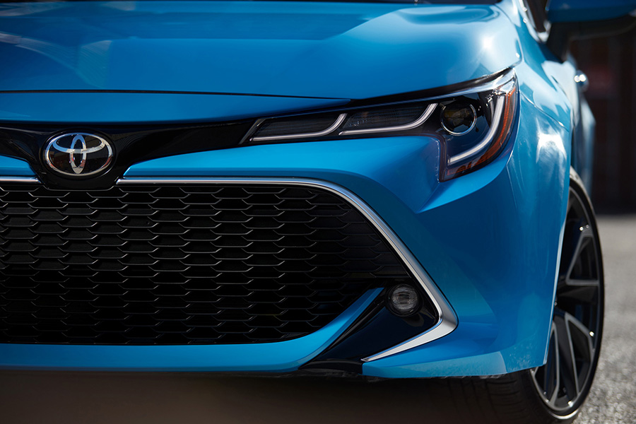 Toyota has Filed a Patent for Next Gen Corolla Cross 10