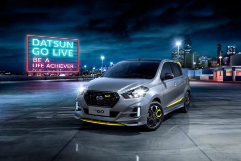 Datsun to Completely Change its Design Language in 2019 4