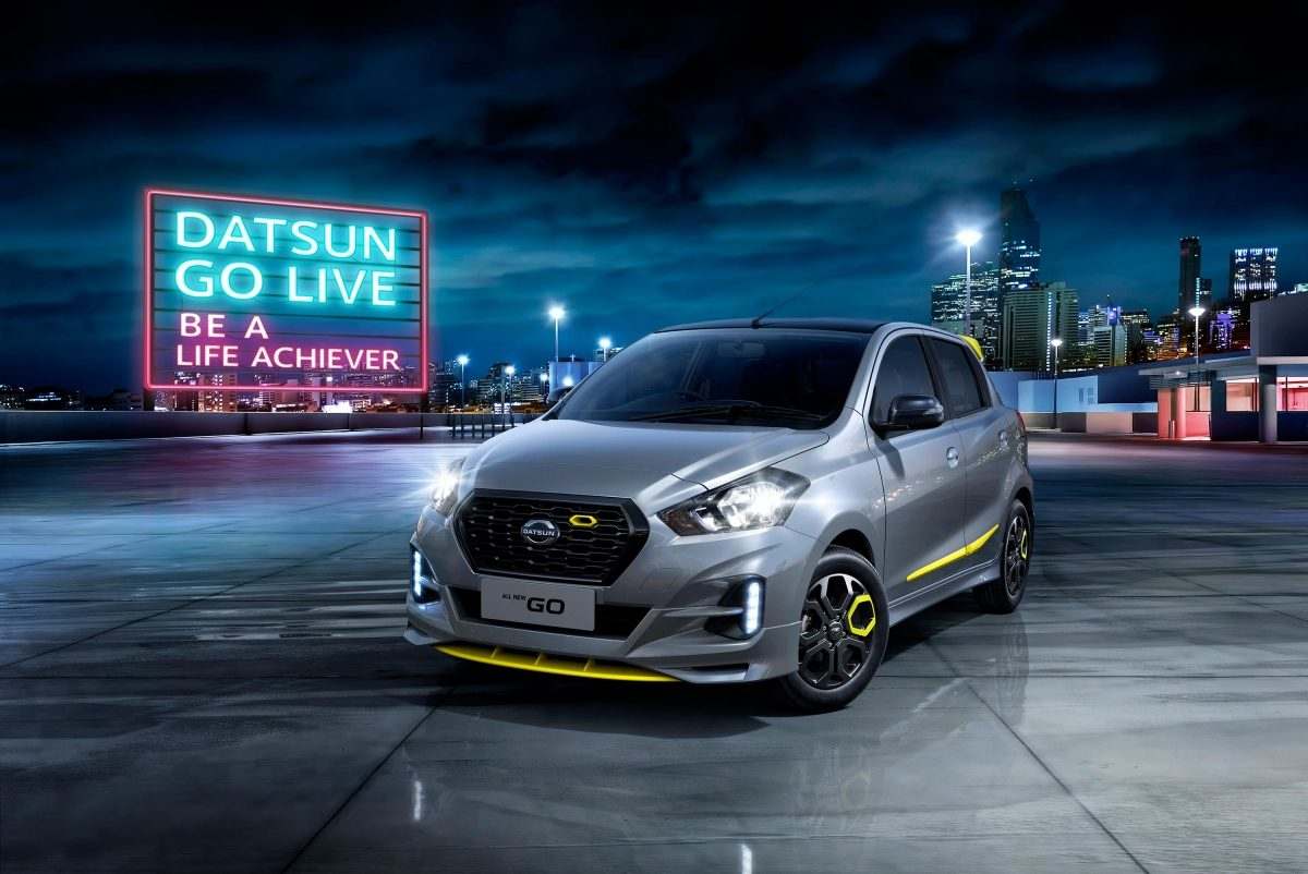 Datsun to Completely Change its Design Language in 2019 1