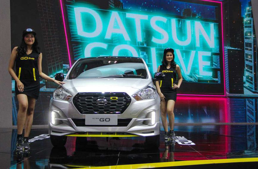 Datsun to Completely Change its Design Language in 2019