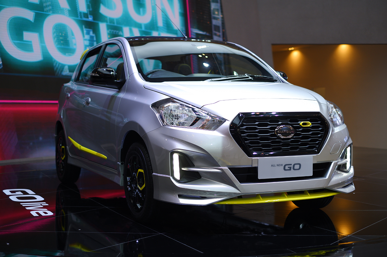 Datsun to Completely Change its Design Language in 2019 2