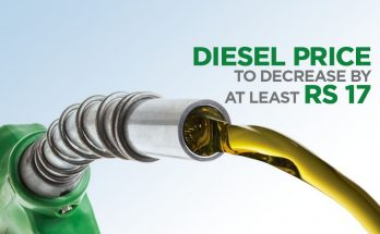 Diesel Price To Decrease By At Least Rs 17 1