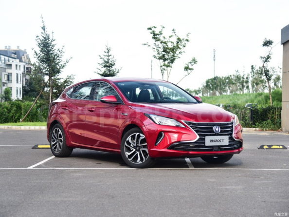 The Improved 2018 Changan Eado XT 1.6 GDI 2