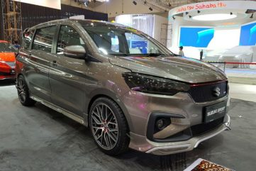 Pak Suzuki Should Replace the APV with New Ertiga 7
