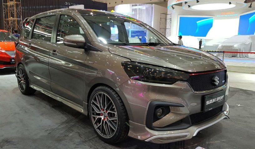 Suzuki Ertiga Sport Concept at GIIAS 2018 1