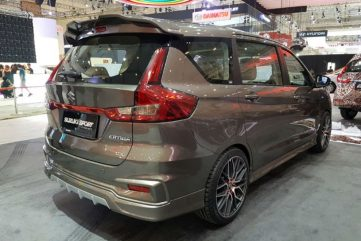 Pak Suzuki Should Replace the APV with New Ertiga 8