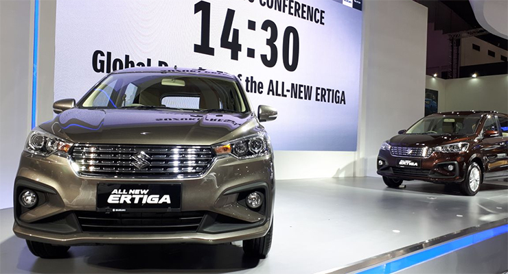Pak Suzuki Should Replace the APV with New Ertiga 2