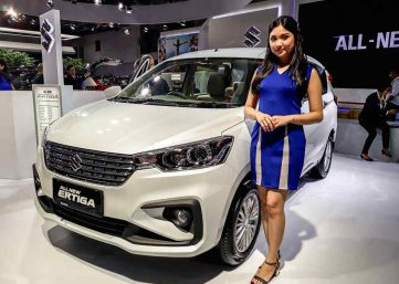 Pak Suzuki Should Replace the APV with New Ertiga 3