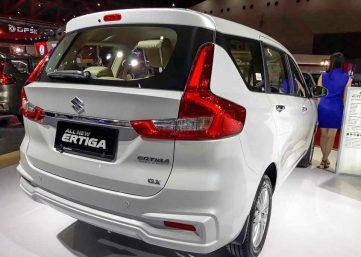 Pak Suzuki Should Replace the APV with New Ertiga 4