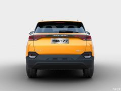 FAW Releases Official Photos of the T77 SUV 10