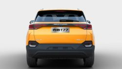 FAW Releases Official Photos of the T77 SUV 16