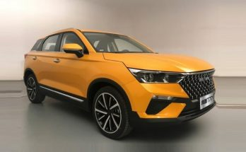 FAW Releases Official Photos of the T77 SUV 20