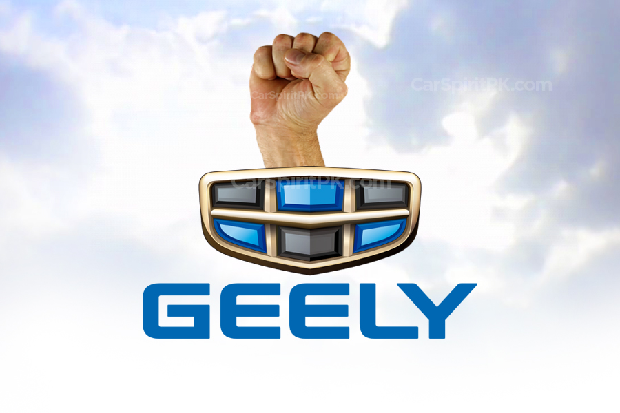Geely Has Become China's Third Largest Carmaker 12