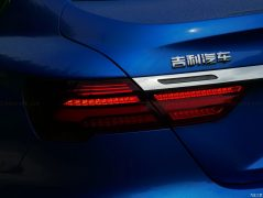All New Geely BinRui Sedan Launched in China 101